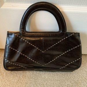 Victoria's Secret Faux Leather Clutch